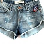 Women's Denim Short